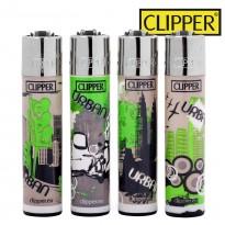 Briquets clipper Urban pas cher lyon