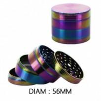 Grinder Rainbow 4 parties 18€